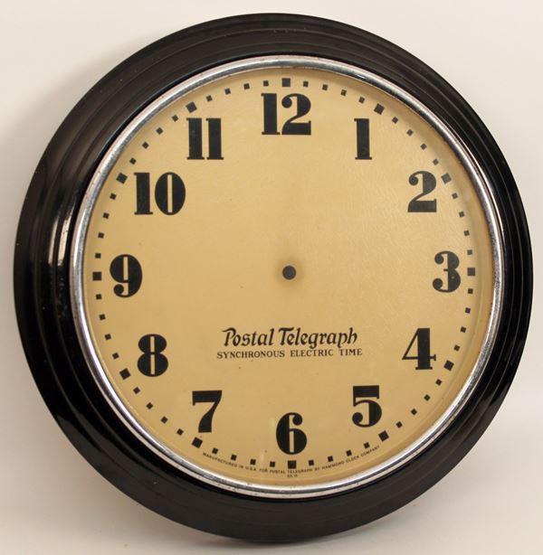 Cassa per orologio, Anni '50, diametro 50 cm.